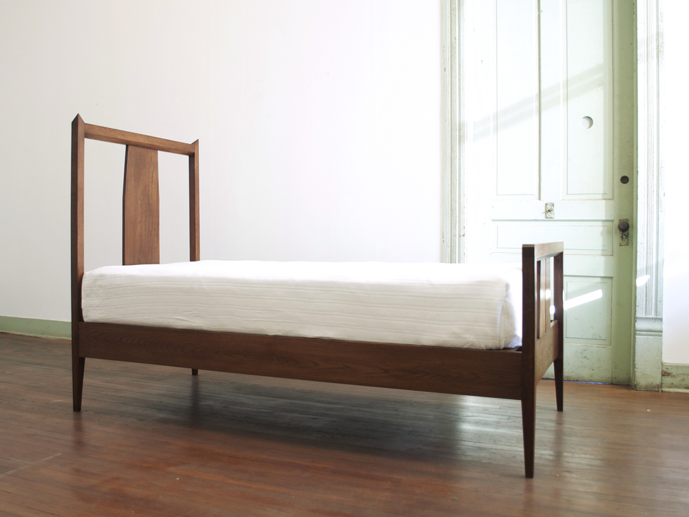 KH Bed Corner View With Door