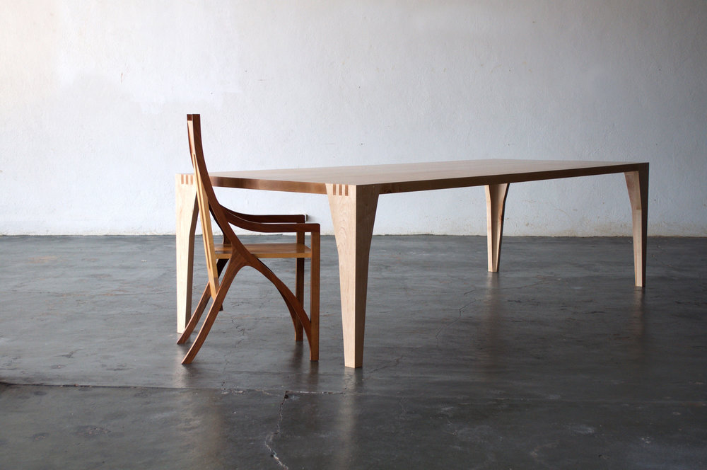 KH Dining Table With Chair Full