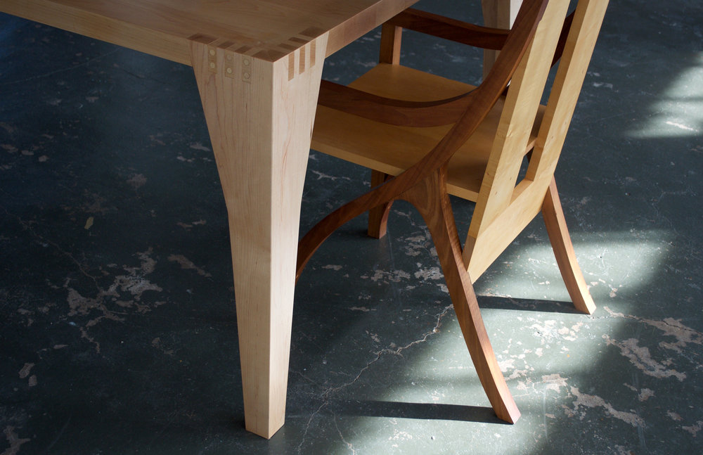 KH Dining Table And Chair Cropped 1
