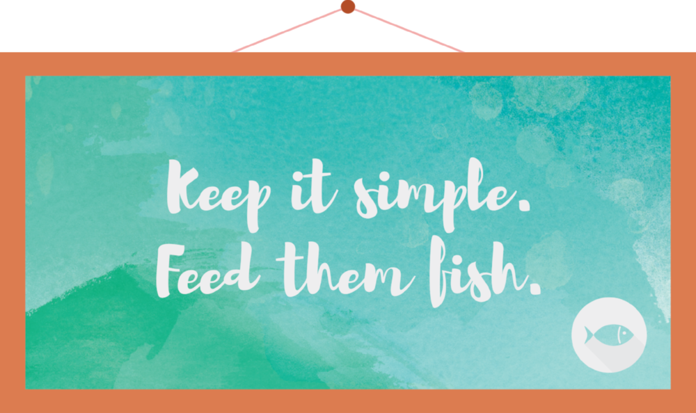 keepitsimple-feedthemfish