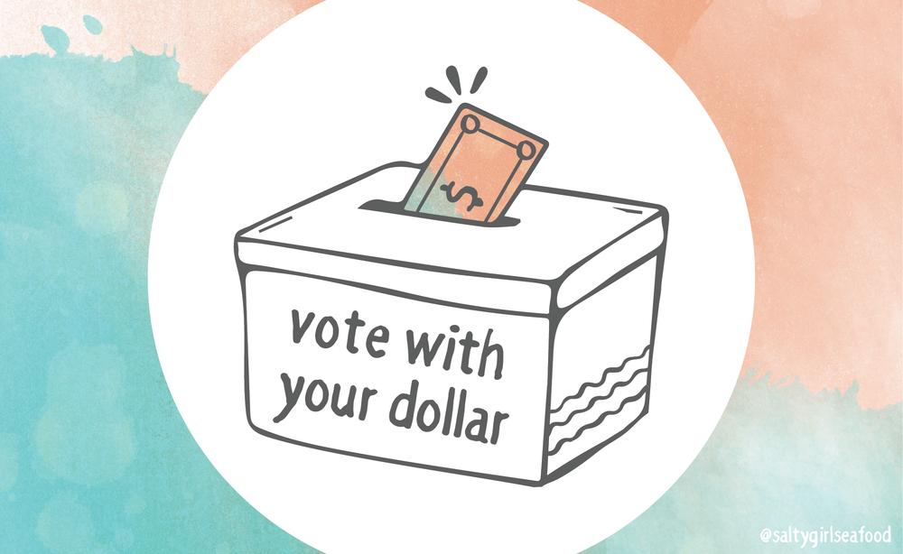 votewithyourdollar