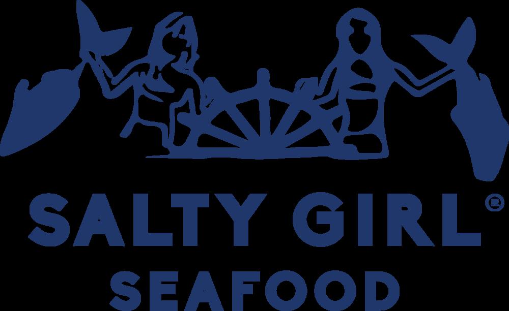 Salty Girl Seafood logo