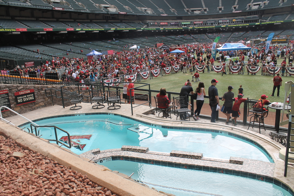 The Outfield Pool