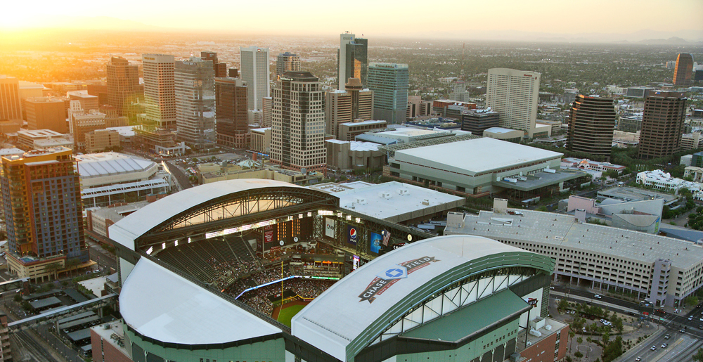 Chase Field ( Image Source )