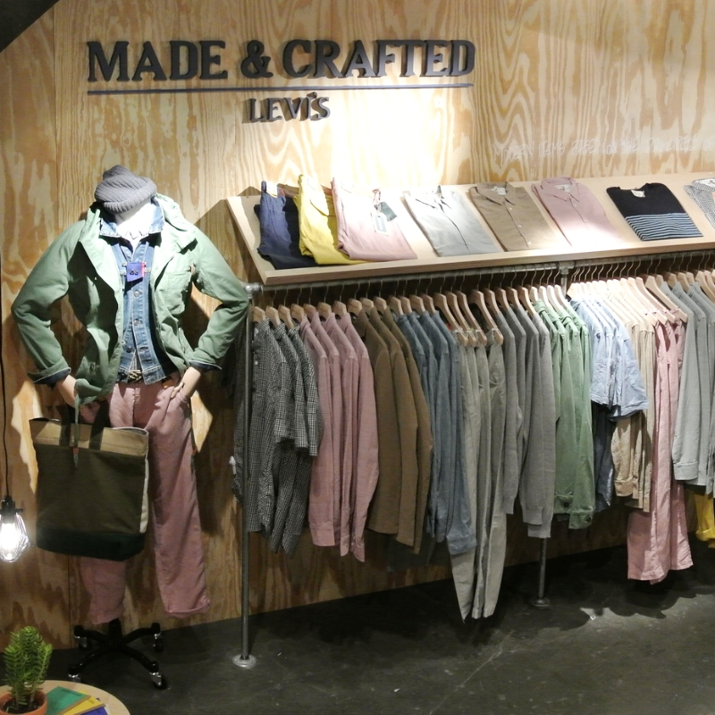 LEVI'S MADE AND CRAFTED - Various Projects