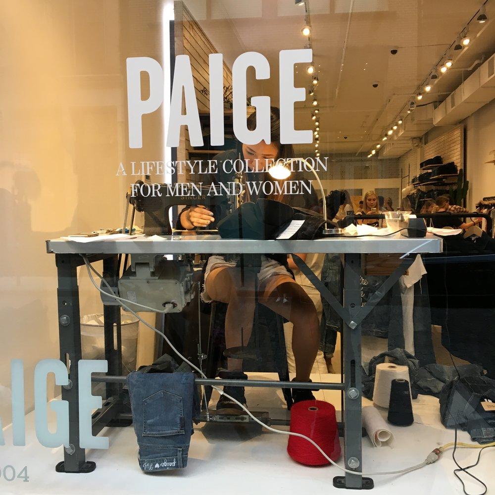 PAIGE NYC