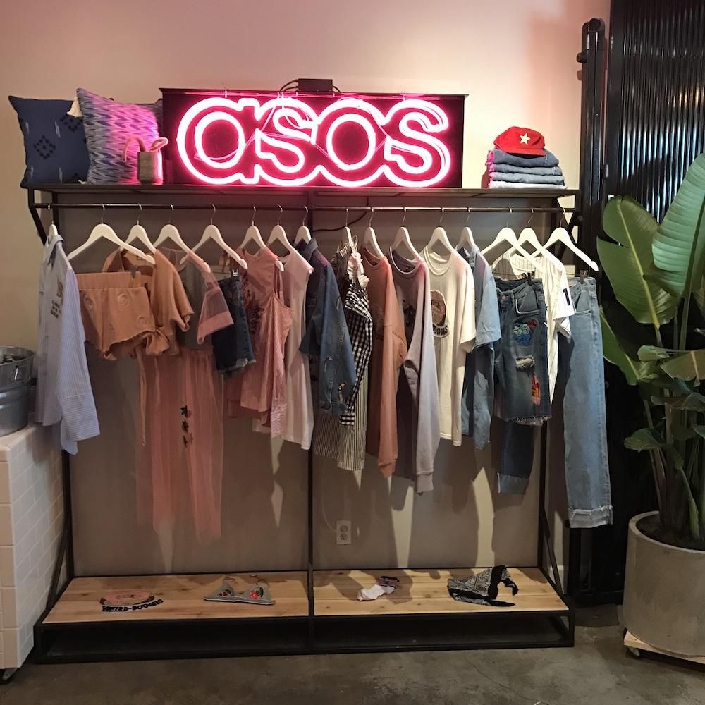 ASOS LOS ANGELES