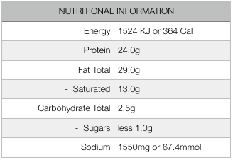 nutritional_information