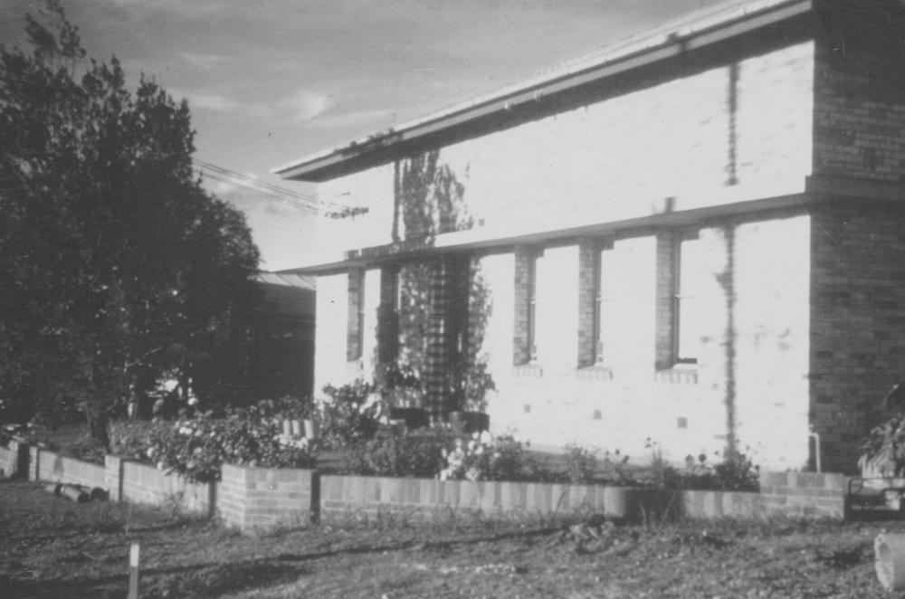 The factory circa 1966 in Brisbane