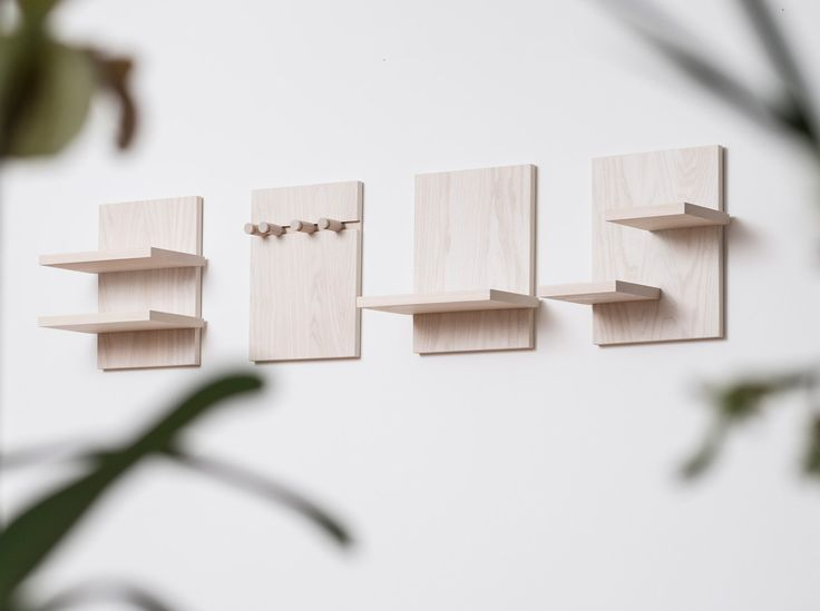 WALL SHELVES by STEFFEN KEHRLE