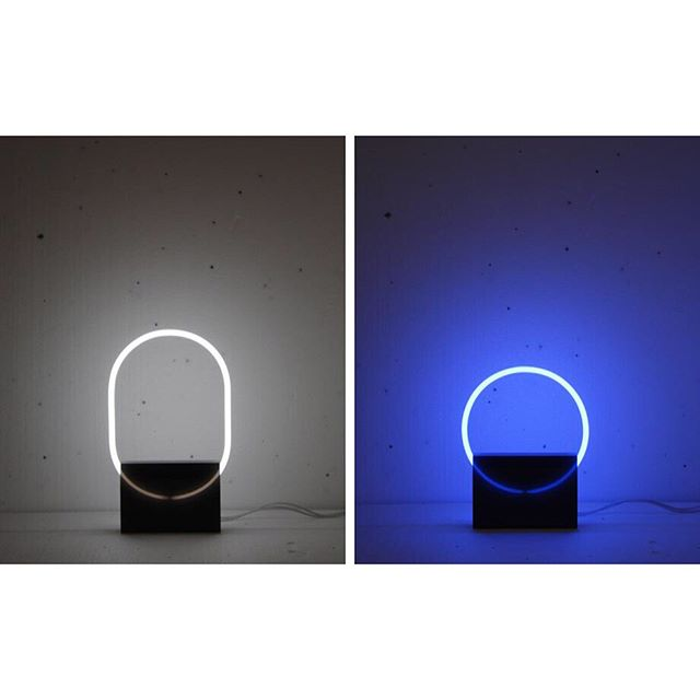 #voie means #path, and the collection was born out of a curiousity by #sabinemarcelis to manipulate this path of #light.  The result is a #fascinating scenery of #light.  #neonrevival 💡 • Available on www.the-game-online.com • #design #designshop #onlineshop #brussels #shoponline #thegameonline #thegamedesignstore #sabinemarcelis #victorhuntgallery #resin #neon #dutchdesign #autoproduction