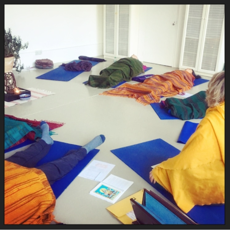 Friday night Yoga Nidra with Fiona Friday 1st December 7:00 - 9:00 p.m.