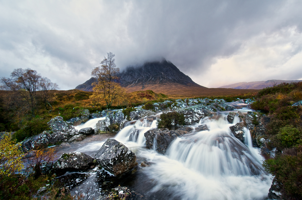 Buachaille Etive Mor, Scottish Highlands
