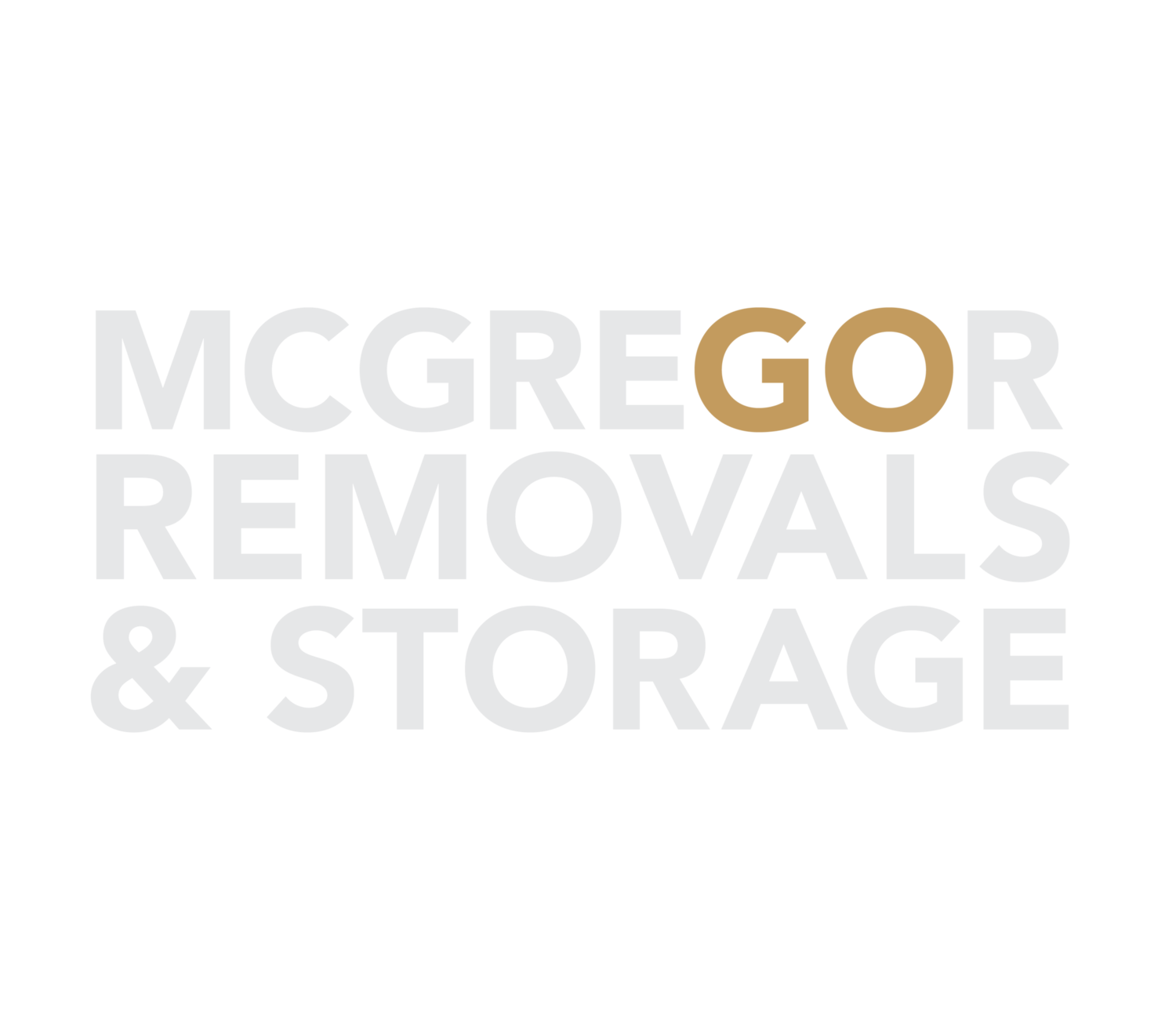 McGregor Removals and Storage