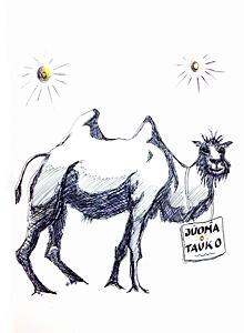 Kuvitus: Heini Lehväslaiho