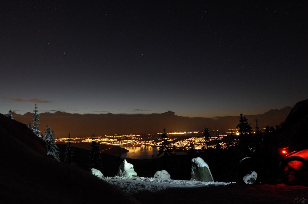 Night Bergen and Surly II.
