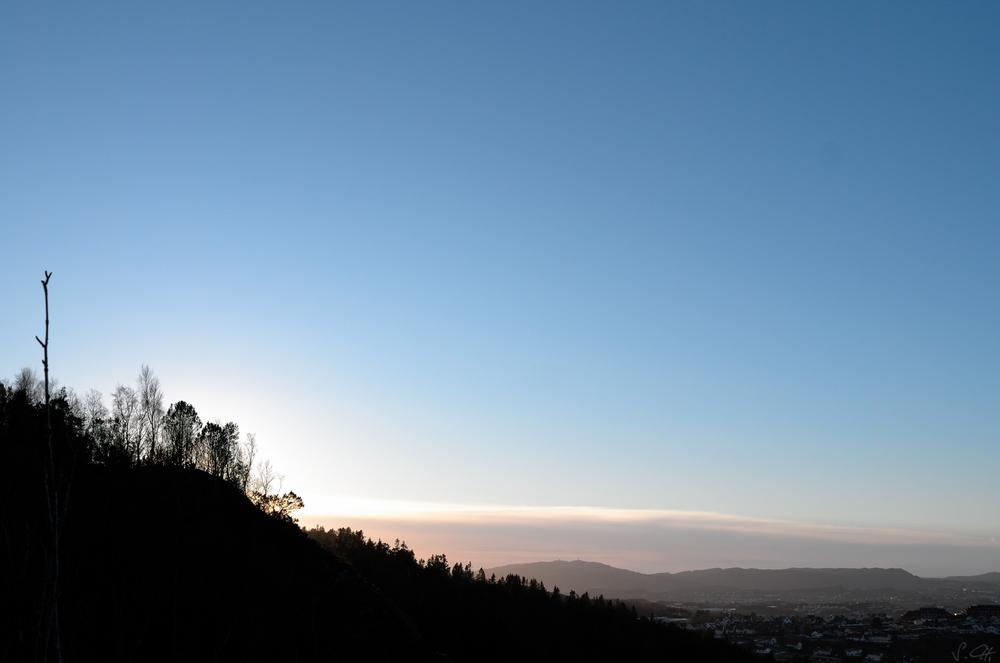 Kvarven view