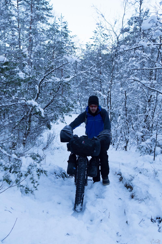 Fatbike riding :)