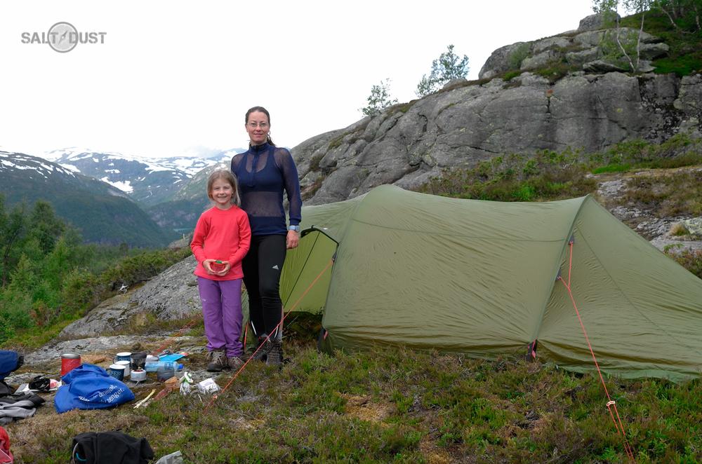 Morning in Håvås