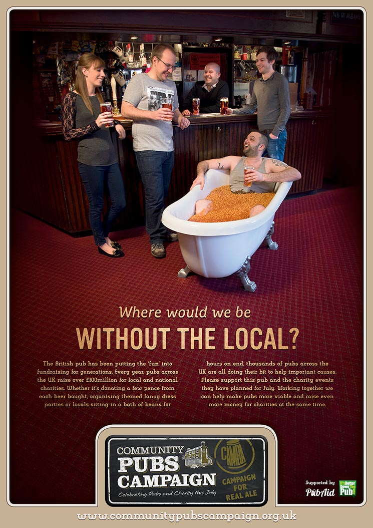 CAMRA / Local Poster / 2