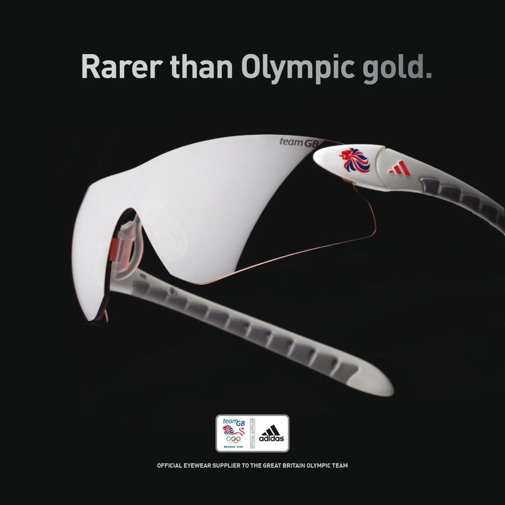 Adidas Eyewear / Olympic Poster