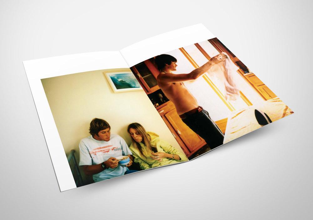 Oakley / O-Life Magazine / Spread / 2