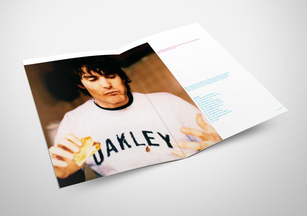 Oakley / O-Life Magazine / Spread / 1