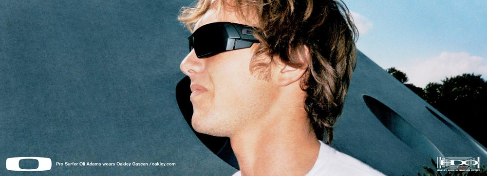 Oakley / 96 Sheet Poster