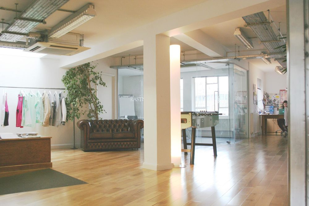 Kastner & Partners in London / Office / 2