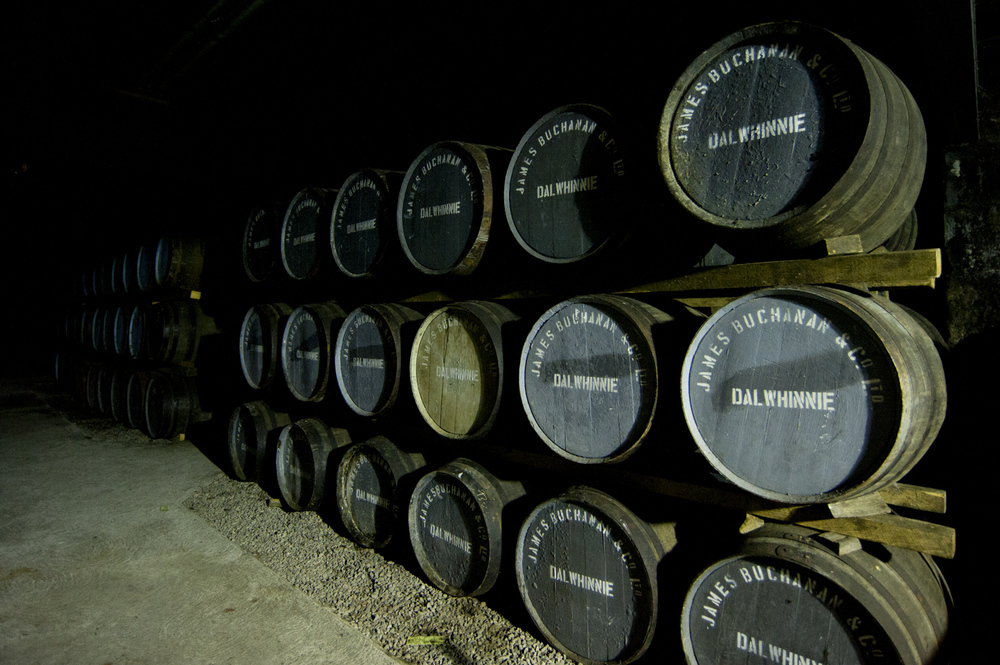 Dalwhinnie Distillery Dalwhinnie Distillery is just 3 miles from Glentruim and with the famous River Spey flowing past the estate, we can boast of being at the southern end of the Speyside Whisky Trail, where some of the world's most famous malts are made. Tel: 01479 861 261 www.discovering-distilleries.com
