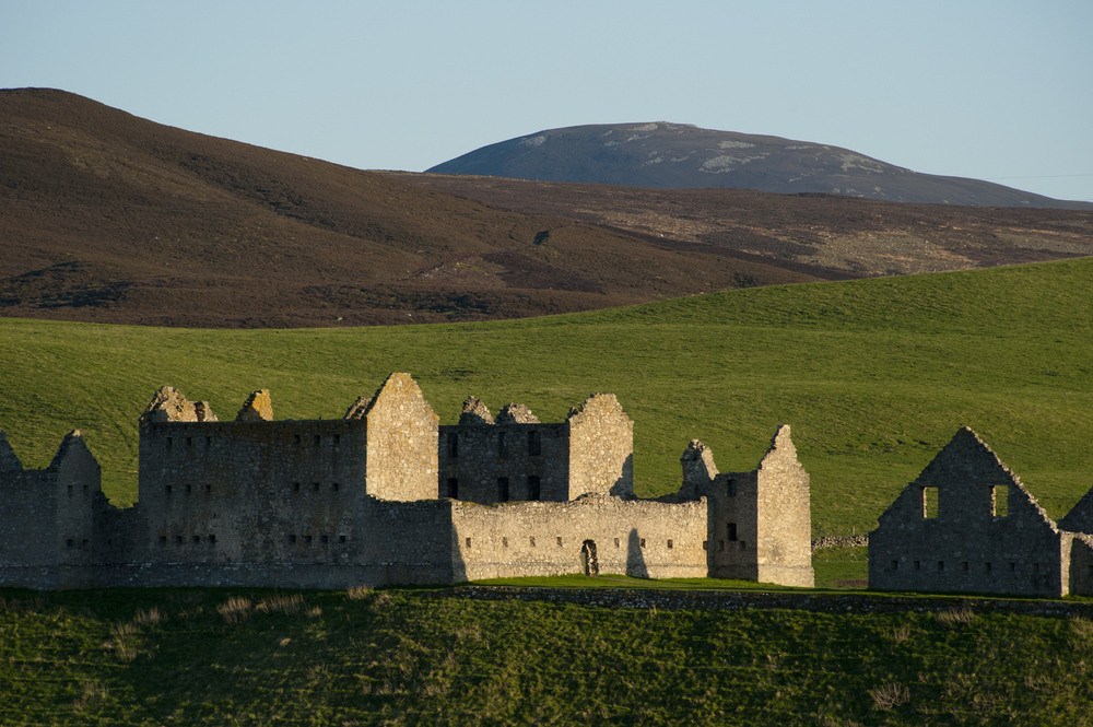 Nearby Ruthven Barracks