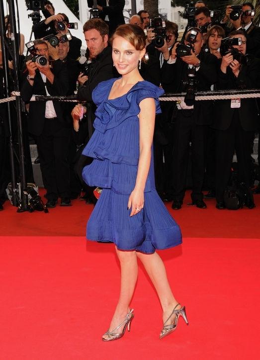 Natalie Portman at Cannes 2008