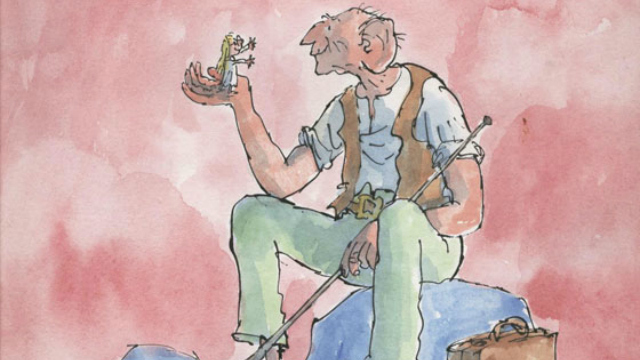 Roald Dahl's Big Friendly Giant
