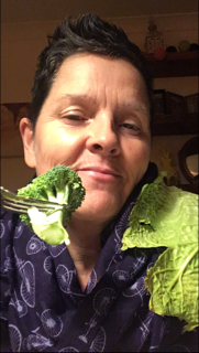 Sally goes cruciferous...