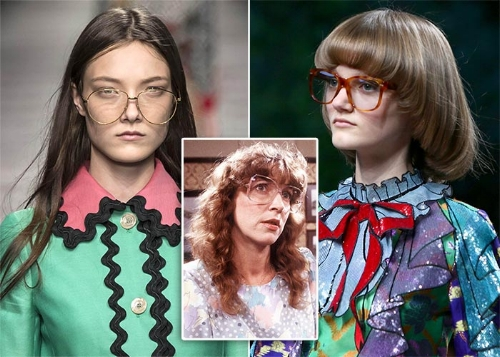 From Coronation Street to Catwalk: Dierdre's Glasses