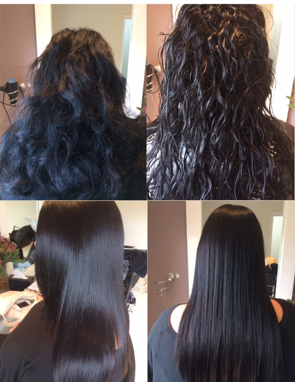 Customer Testimonials Sleek And Smooth Hair