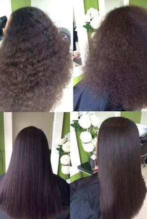 Sleek and Smooth Hair