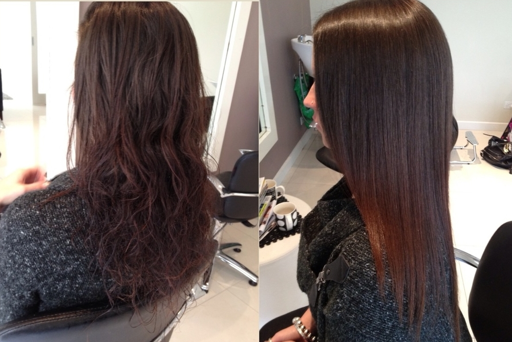 1st Japanese Straightening Treatment