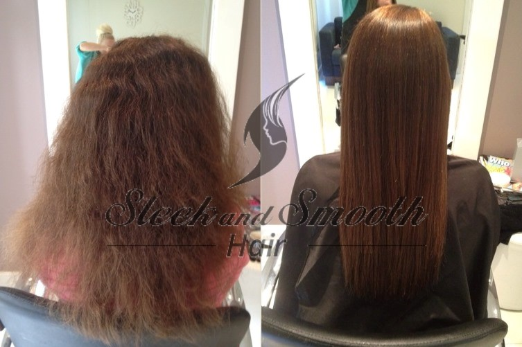 Japanese Hair Straightening - Sleek and Smooth Hair
