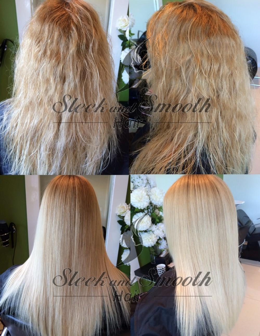 Customer Testimonials Sleek And Smooth Hair