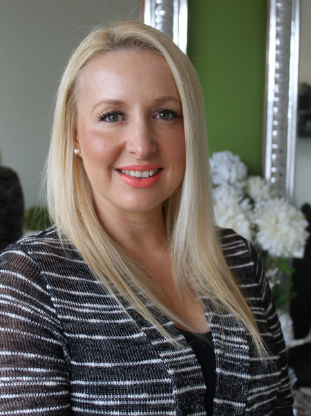 Zoe Paull - Specilises in Yuko Permanent Hair Straightening & Smoothing treatments.