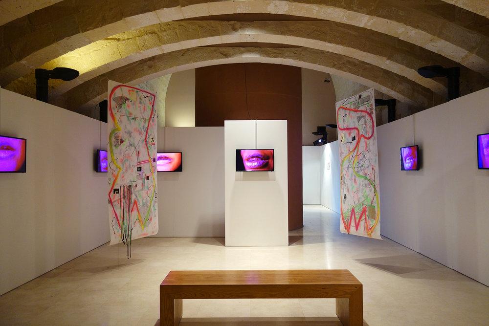 Massive Filter, Spazju Kreattiv, Valletta, Malta 2016