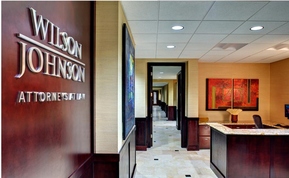 Offices For Wilson & Johnson