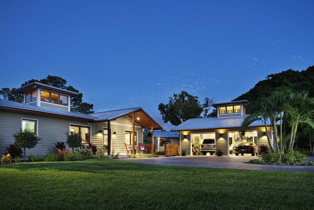 Ridge Drive Residence