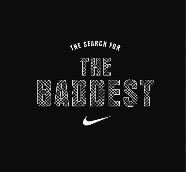 Search For The Baddest