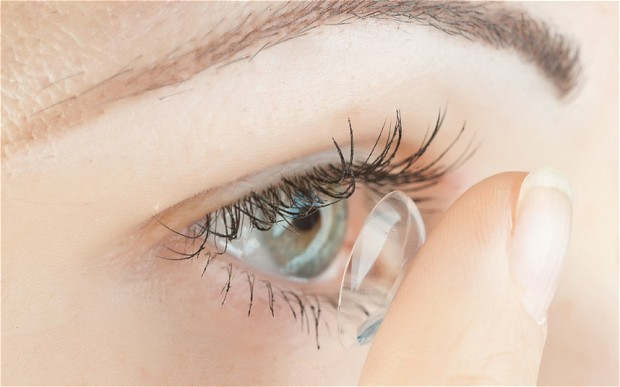 The Types Of Contact Lenses