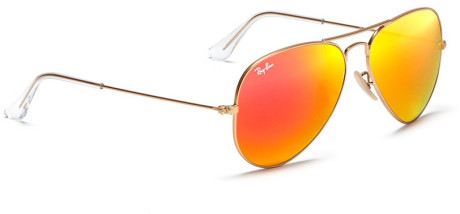 ray ban aviator yellow glass  yellow ray ban sunglasses