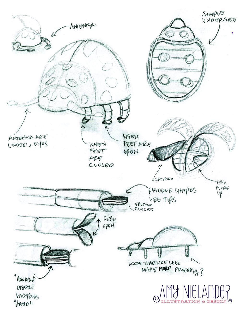 The Blob Blog Amy Nielander Illustration Design