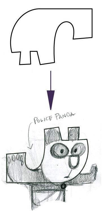 POLICE PANDA