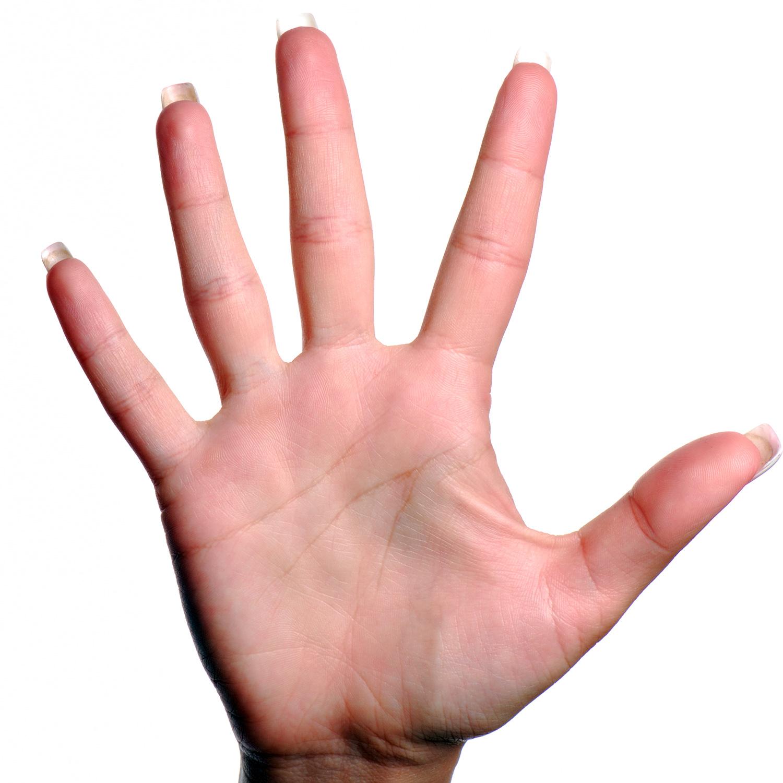 five fingers ???? ???????